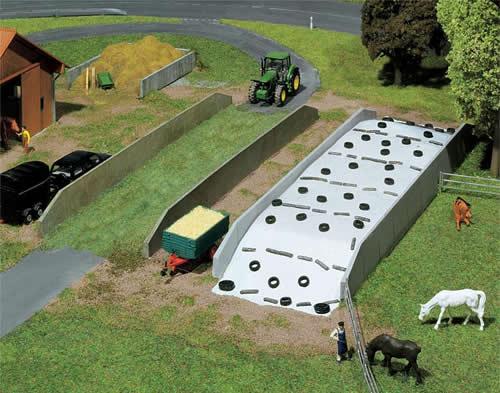 Faller 130528 - 2 Practical silos