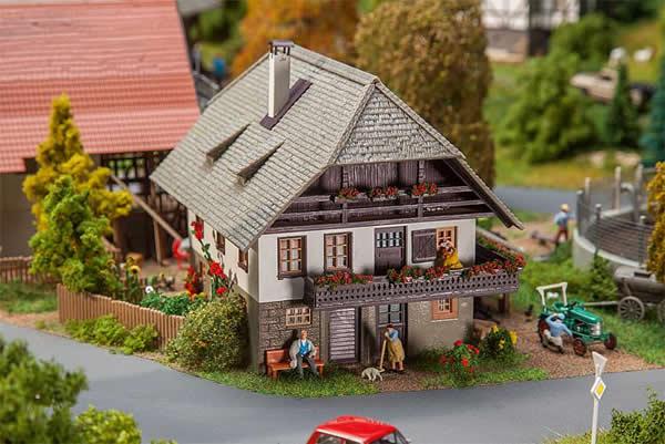 Faller 130539 - Oberprechtal Day-labourers' house