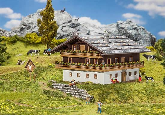 Faller 130554 - Alpine farm