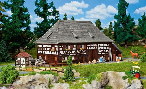 Faller 130575 - Kürnbach Farmhouse