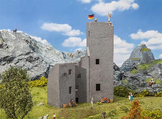 Faller 130585 - Castle-ruin