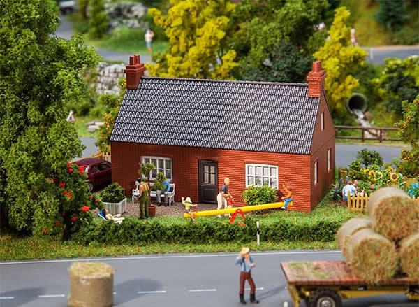 Faller 130609 - Clinker-built house