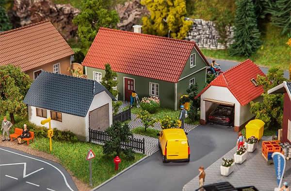 Faller 130622 - 2 Garages