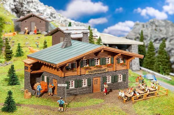 Faller 130635 - Staufnerhaus Alpine hut
