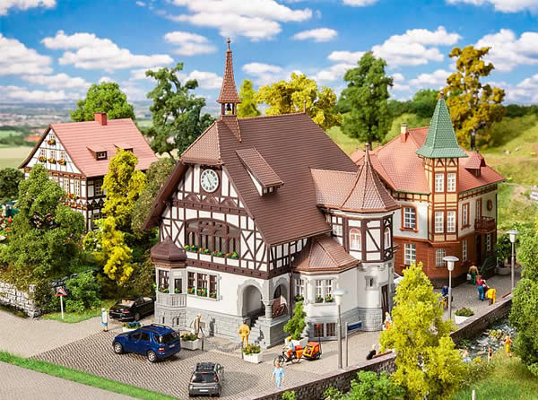 Faller 130650 - Historical town hall