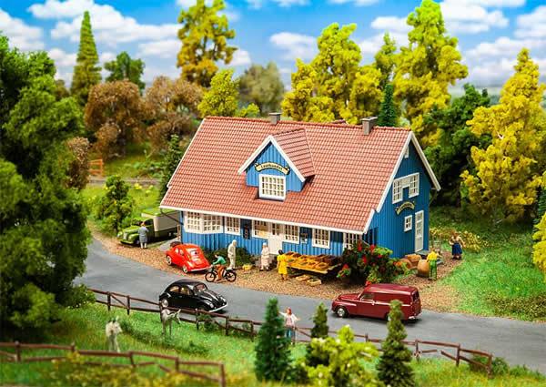 Faller 130660 - Swedish village shop