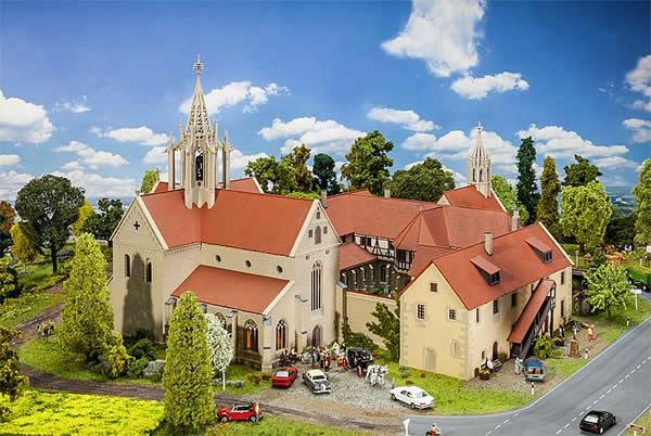 Faller 130816 - Bebenhausen Monastery