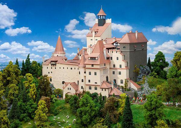 Faller 130820 - Bran Castle