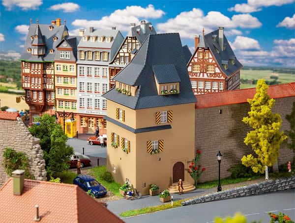 Faller 130821 - Historical town house