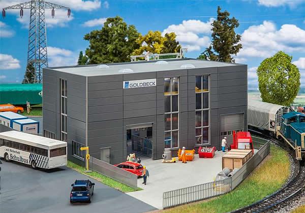 Faller 130890 - Goldbeck Industry hall