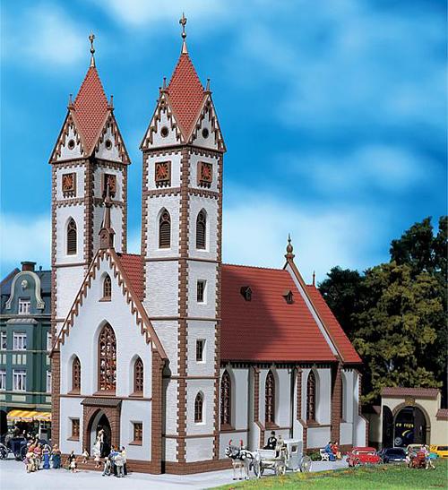 Faller 130905 - Town church