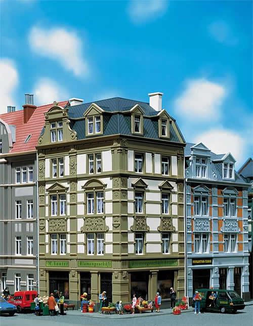 Faller 130916 - Goethestraße 62 Town corner house
