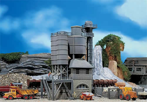 Faller 130951 - Old concrete mixing plant