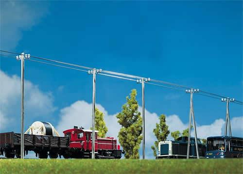 Faller 130955 - Telegraph poles