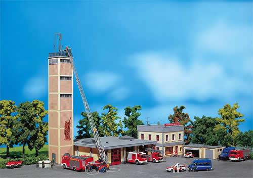 Faller 130989 - Fire station
