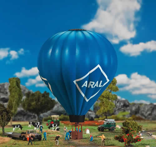 Faller 131001 - Hot air balloon with gas flame