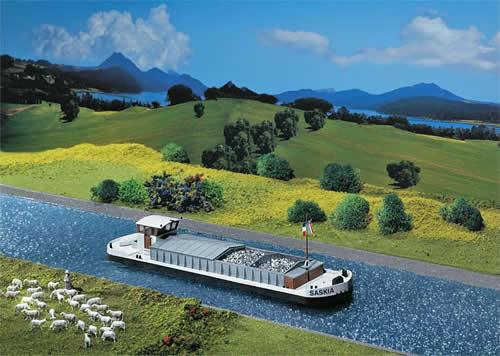 Faller 131005 - Motor cargo barge