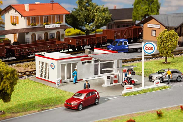 Faller 131258 - Service station