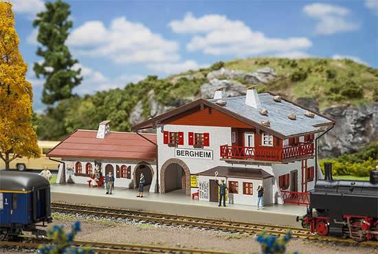 Faller 131280 - Station Bergheim