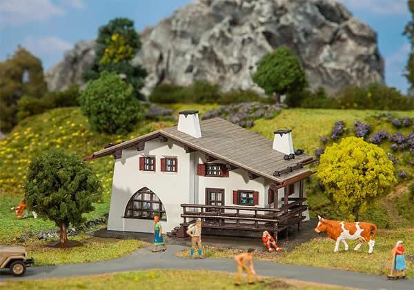 Faller 131371 - Mountain chalet
