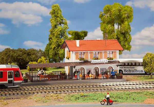 Faller 131380 - Ebelsbach Station