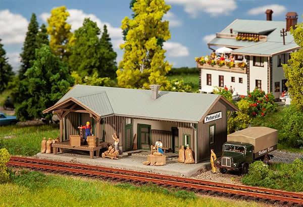 Faller 131389 - Wayside station