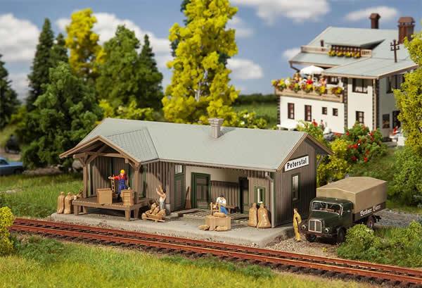 Faller 131547 - Wayside station