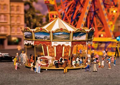 Faller 140316 - Children's merry-go-round