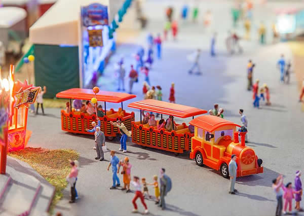 Faller 140400 - Tourist mini-train