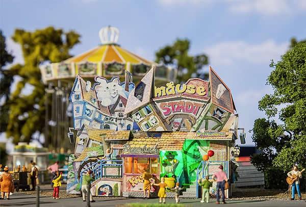 Faller 140423 - Mouse Town Fun house