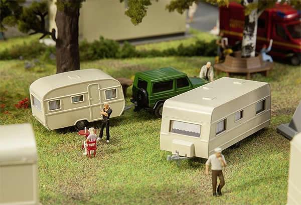 Faller 140483 - Set of caravans