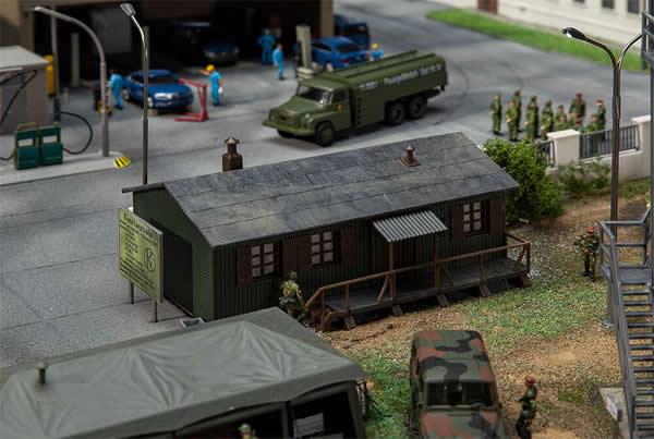 Faller 144107 - Barracks