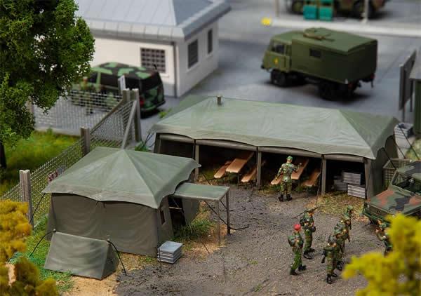 Faller 144108 - Tents