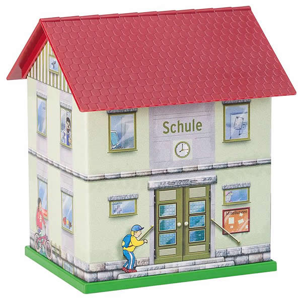 Faller 150120 - BASIC School, incl. 1 paintable model