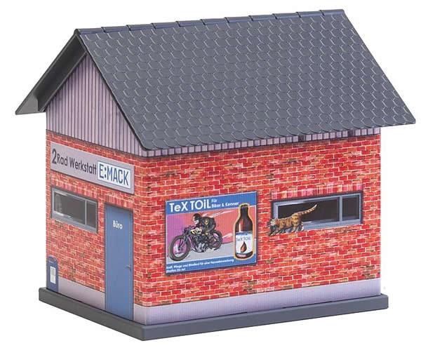 Faller 150130 - BASIC Workshop, incl. 1 paintable model
