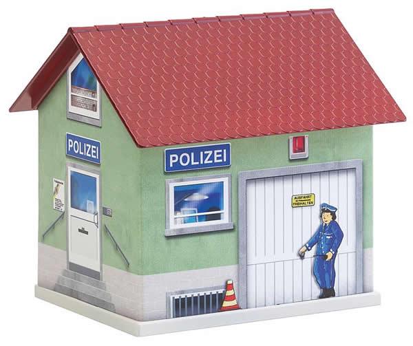 Faller 150150 - BASIC Police, incl. 1 paintable model