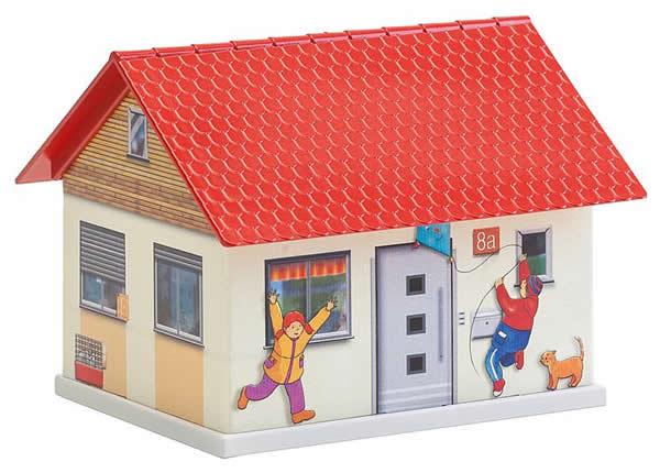 Faller 150190 - BASIC Single family house, incl. 1 paintable model