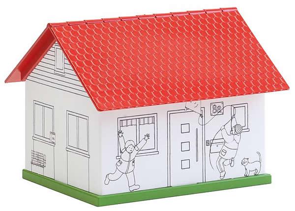 Faller 150191 - BASIC Paintable house