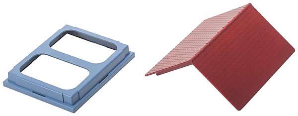 Faller 150401 - BASIC Expansion set, Roof + floor 2