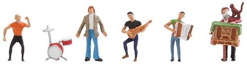 Faller 150912 - Small band/Street musicians