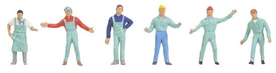 Faller 150920 - Factory workers