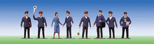 Faller 151002 - Railway personnel I