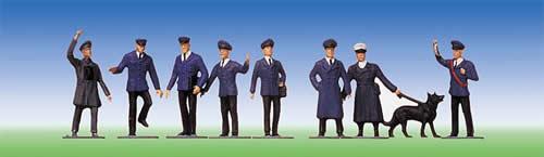 Faller 151003 - Railway personnel II