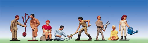 Faller 151026 - Garden workers