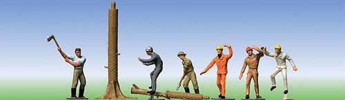 Faller 151041 - Lumbermen
