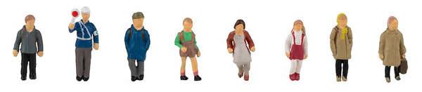 Faller 151622 - Children on the way to school
