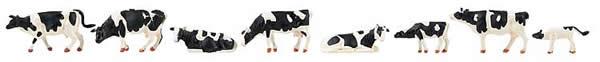 Faller 151904 - Cows, Friesian