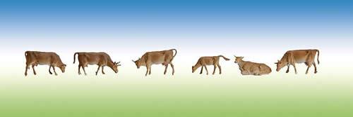 Faller 154011 - Mountain cattle