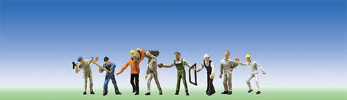Faller 155315 - Construction workers