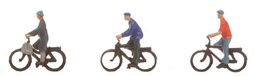 Faller 155333 - Cyclists